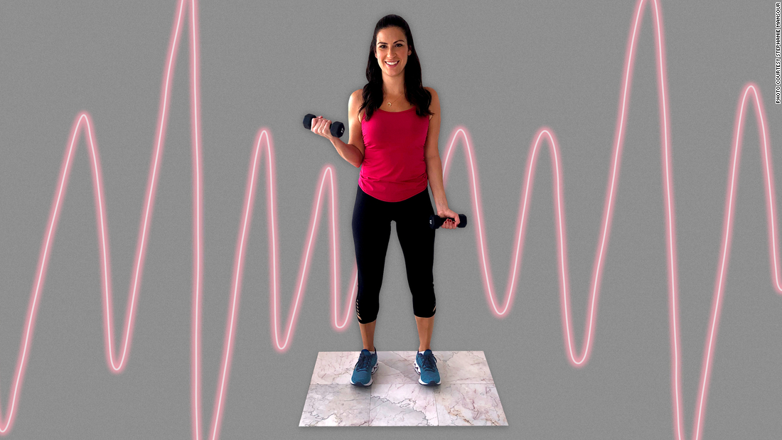 Tone and define your arms with this 5-minute workout