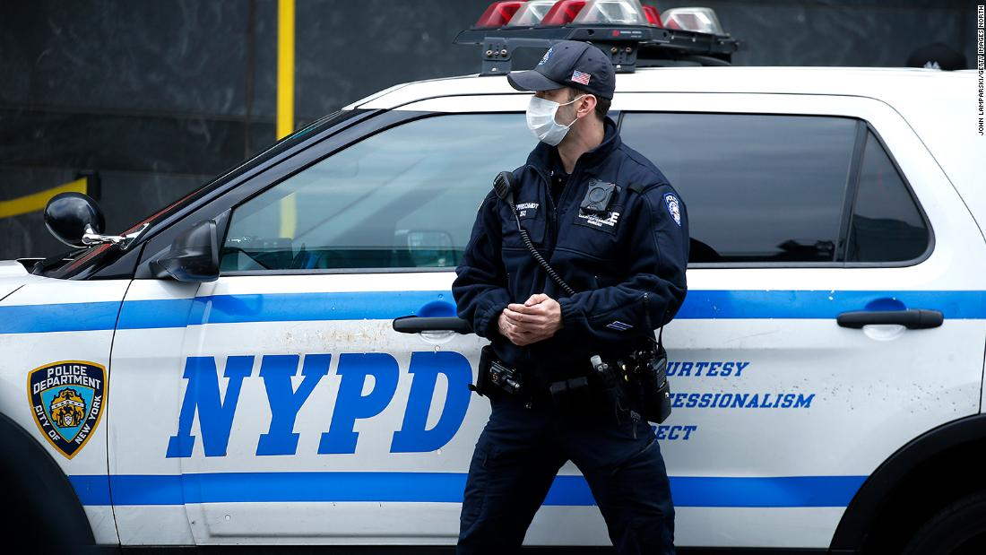 NYPD tells officers to prepare for deployment in expectation of election protests