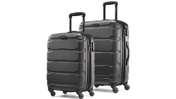 Samsonite and American Tourister