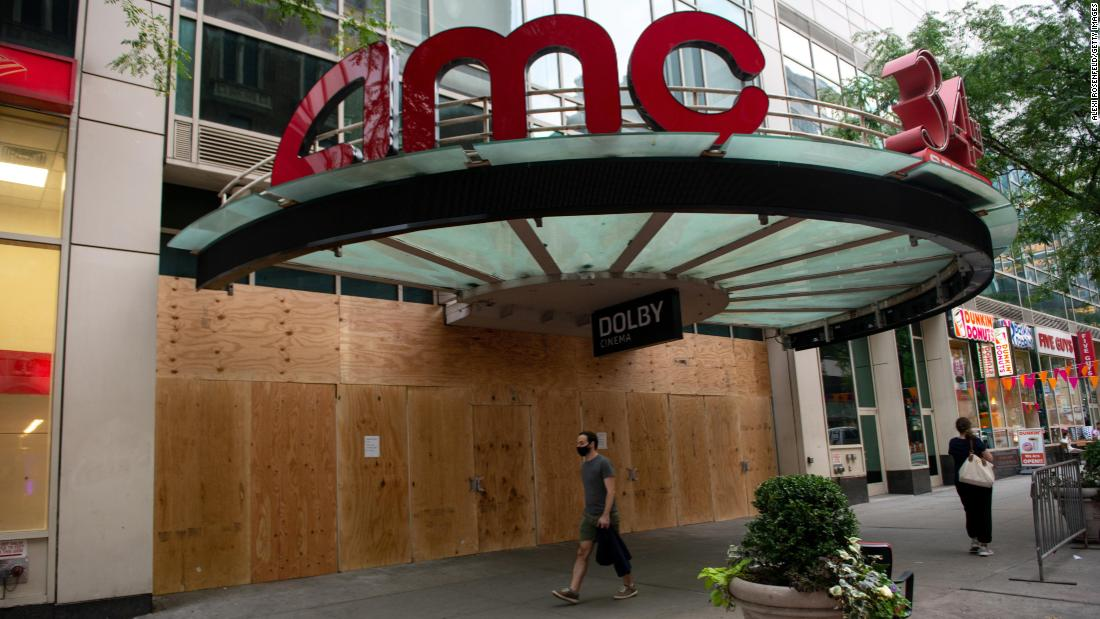 AMC Theatres could run out of money by the end of the year – CNN
