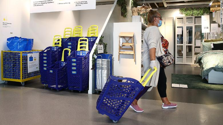 Ikea will buy back old furniture in the UK and Ireland