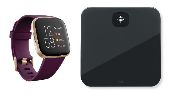 Fitbit Versa 2, Versa Lite and Aria Air