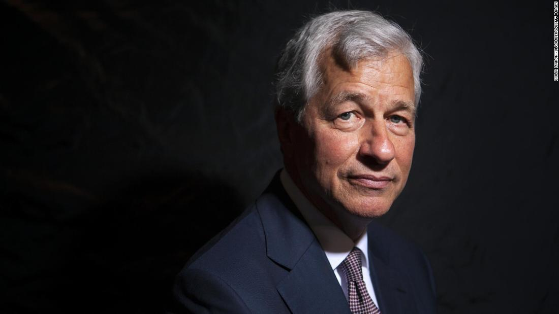 JPMorgan CEO Jamie Dimon: Double dip recession would cause 'pain and s... image