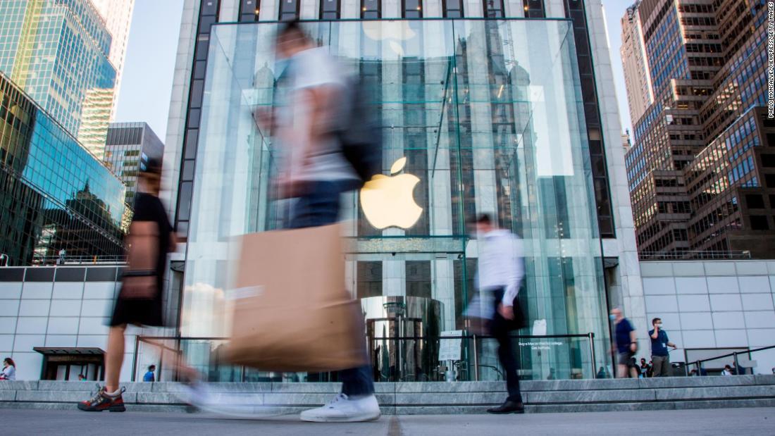 Apple's iPhone 12 event