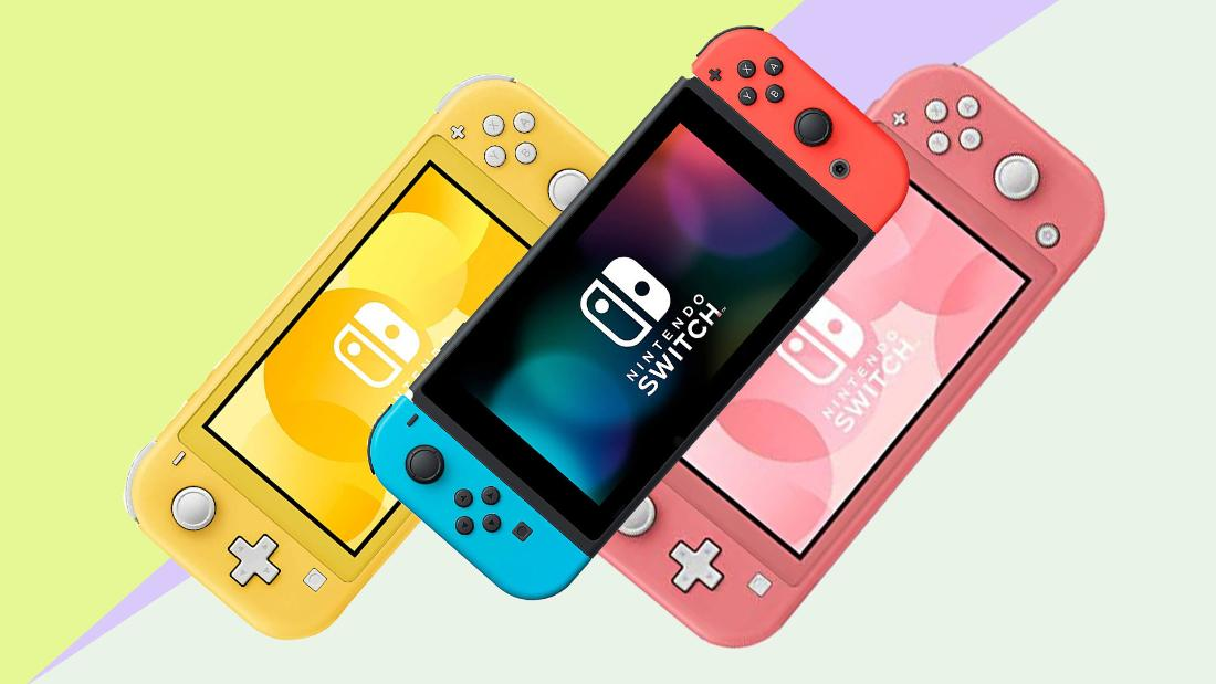 Nintendo Switch games and accessories on sale for Amazon Prime Day