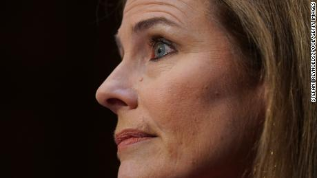 Amy Coney Barrett says police killing of George Floyd was 'very emotional' for her family