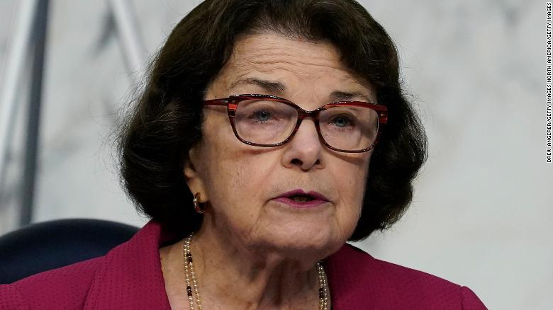 Democrats and the Dianne Feinstein question