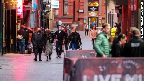 Lockdown or a drip feed of restrictions on Covid?  One path is better for the economy