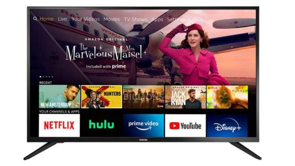 32-inch 720p Fire TV Edition by Toshiba PD 2020