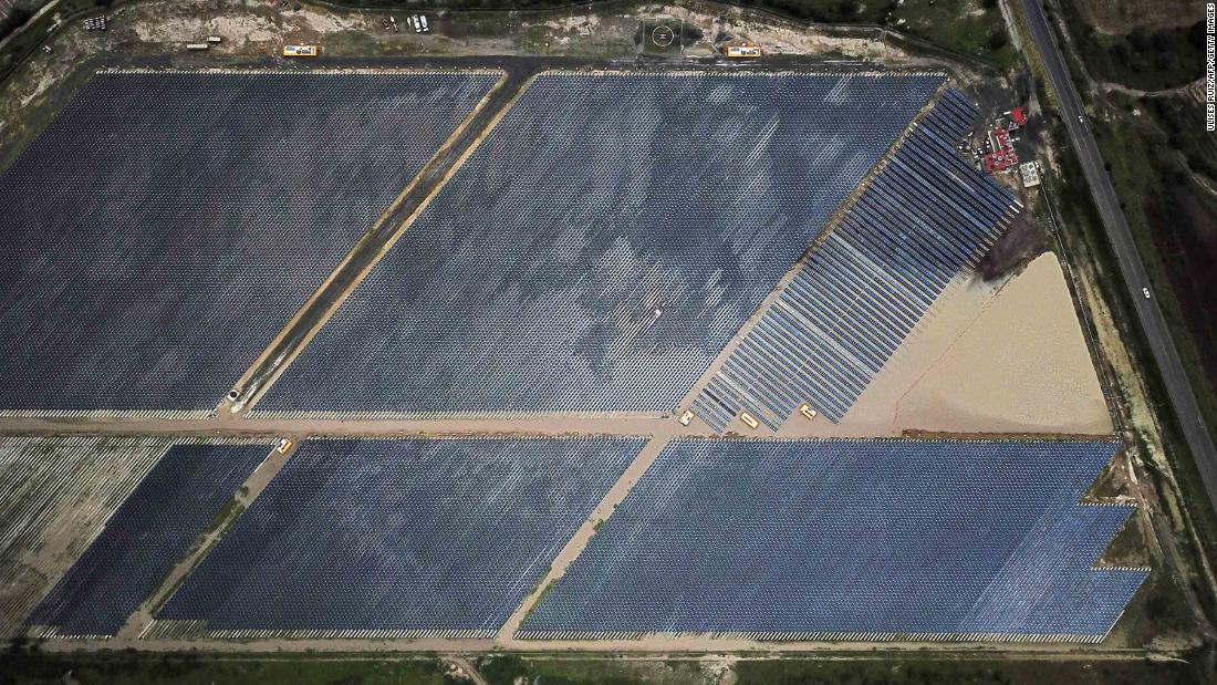 Solar power could be 'the new king' as global electricity demand grows... image