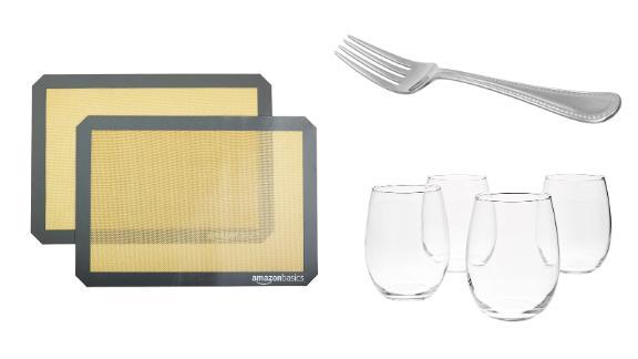 AmazonBasics kitchen essentials