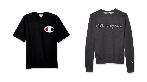 Champion and C9 apparel