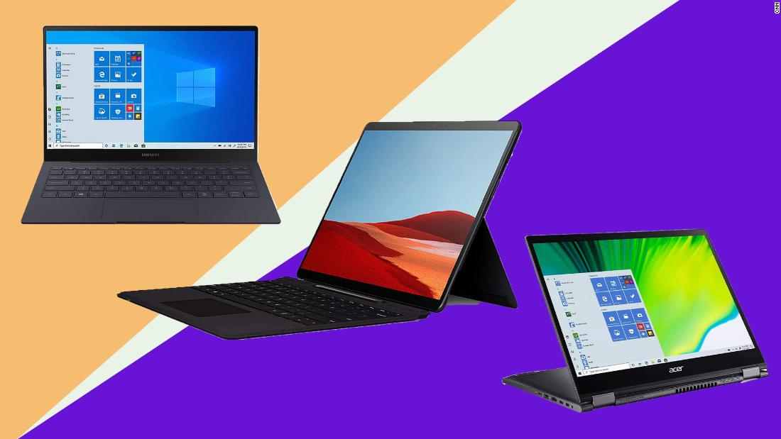 All the best Amazon Prime Day laptop deals