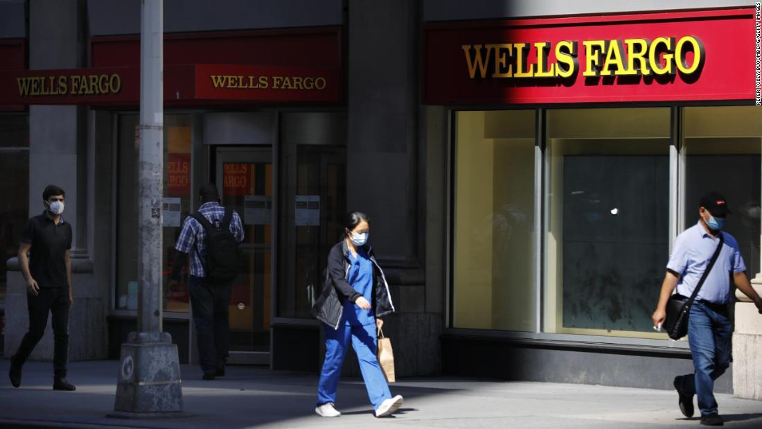 Wells Fargo is still in turmoil as profits plunge and customer refunds linger