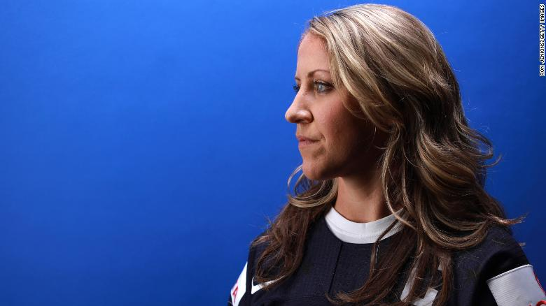 Meghan Duggan, captain of the Olympic-winning US women's hockey team, to retire