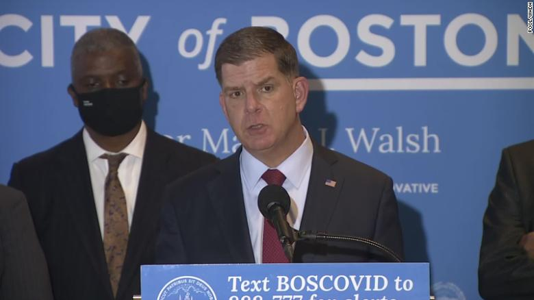 Boston mayor commits to police reform task force recommendations, pledges to make them a reality