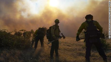 The Zogg Fire is fully contained after claiming 4 lives and scorching more than 50,000 acres