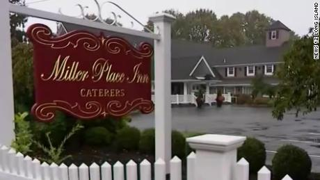 Miller Place Inn on New York's Long Island hosted the Sweet 16 event on September 25.