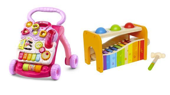 V-Tech, Melissa & Doug, Battat, Hape and More Toys
