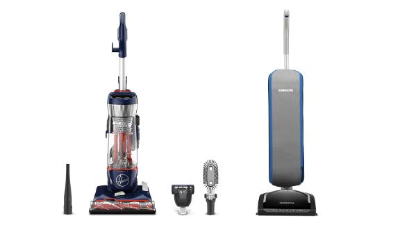 Hoover and Oreck Vacuum Cleaners