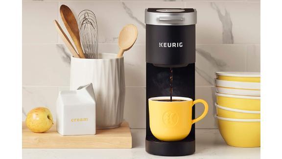 Keurig K-Mini Coffee Maker & Pods