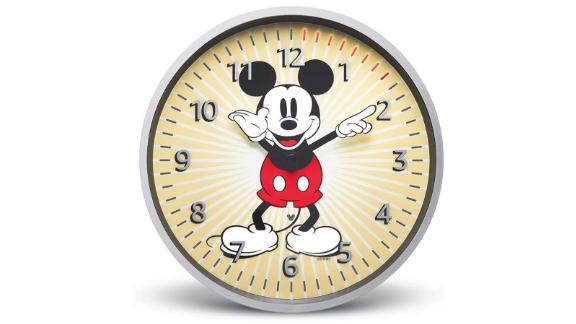 Mickey Mouse Echo Wall Clock