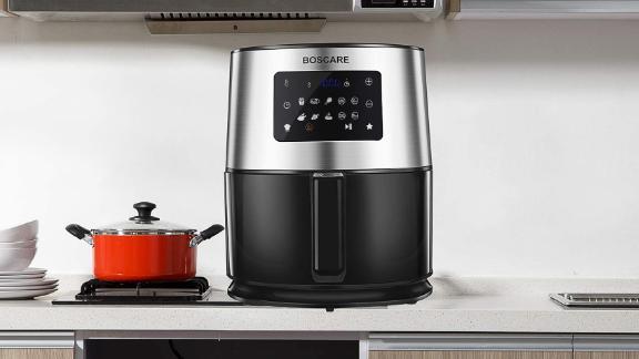 Boscare Air Fryer, 6.3 Quart 1700W Digital Air Fryer Oven