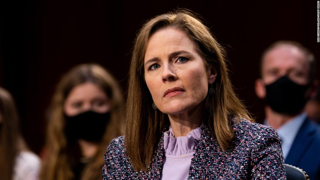 Notre Dame calendars show more events not listed on Amy Coney Barrett's Senate paperwork – CNN