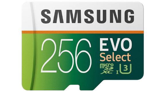 Samsung EVO MicroSD Cards