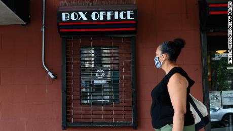 Here's how badly coronavirus has decimated the box office