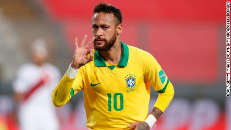 Neymar surpasses Ronaldo's goal tally and closes in on Pele's all-time record with hat-trick for Brazil