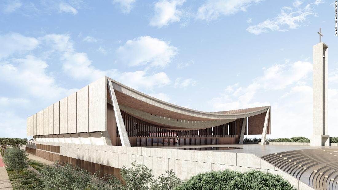 A rainforest campus, stunning theaters and a museum fit for a pharaoh: Africa's most anticipated architecture