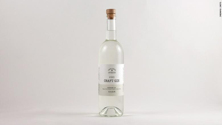 """Using lemons, mikan (Japanese oranges), and sansho peppers — a relative of the tongue-tingling Sichuan peppercorn — <a href=""""http://kodawari.cc/en/"""" target=""""_blank"""">Kiuchi Brewery's</a> Save Beer Spirits Craft Gin has a citrus flavor, and is available as a traditional gin or as a sparkling canned cocktail. <strong>Click through for more Japanese craft gins.</strong>"""