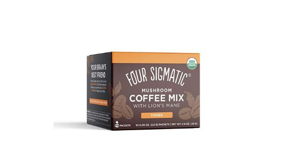 Mushroom Coffee by Four Sigmatic