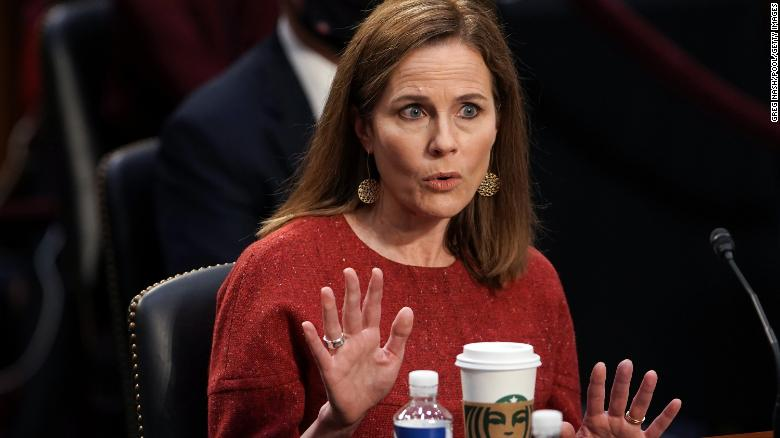 Why Amy Coney Barrett's use of the term 'sexual preference' at her hearing alarmed so many