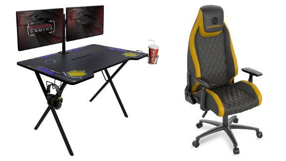 Factory Direct, Atlantic and HNI Gaming Furniture