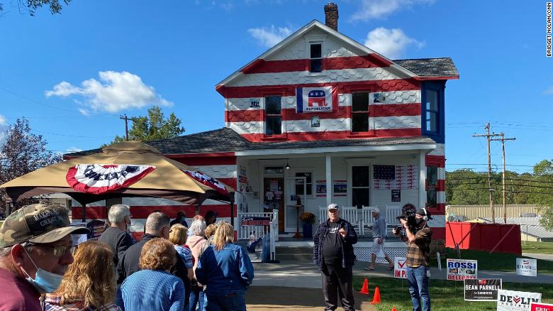 Trump needs this pivotal county and its rural voters to win Pennsylvania