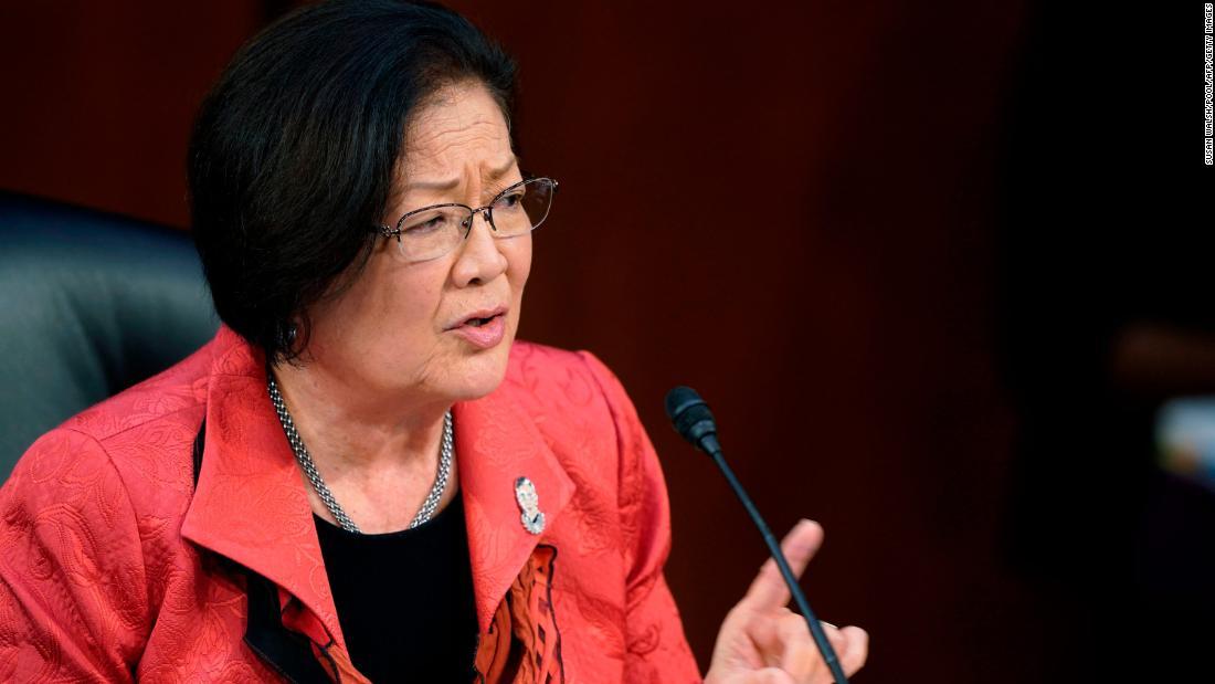 www.cnn.com: Senate Democrats push bill to combat surge of Asian American hate crimes amid GOP resistance
