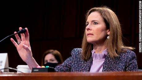 READ: Written responses by Amy Coney Barrett to questions from senators