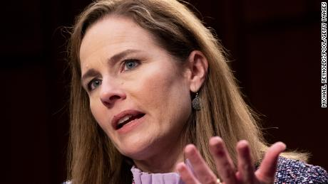 Amy Coney Barrett was grilled on these election issues