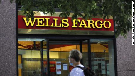 Wells Fargo fires 100 employees for misrepresenting themselves to access Covid-19 relief funds