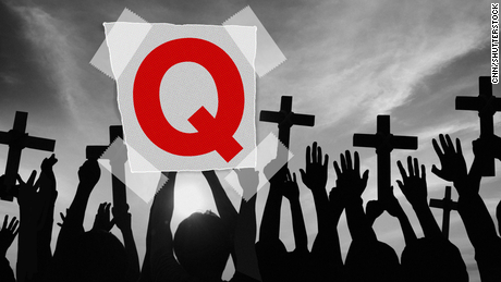 How QAnon uses religion to lure unsuspecting Christians