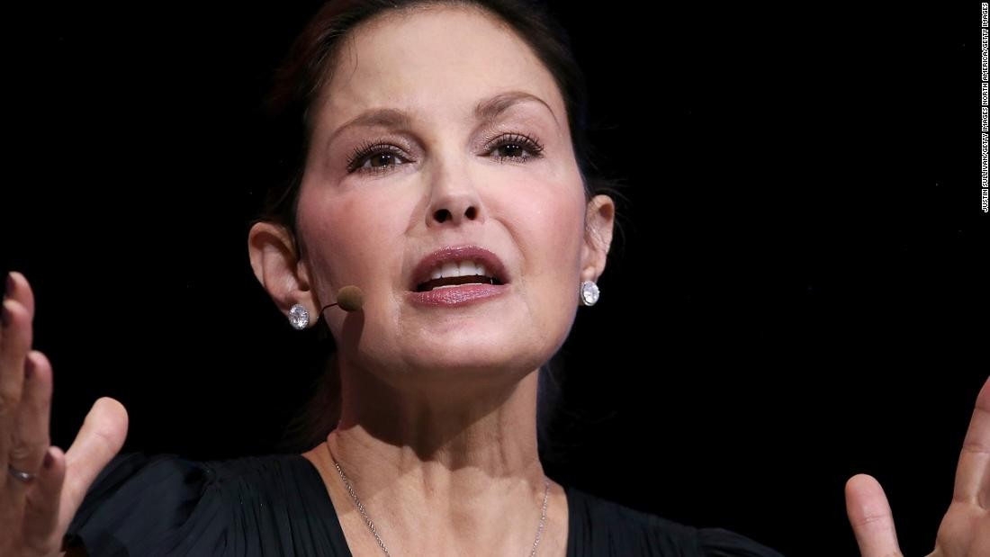 Ashley Judd: Women, we are in the fight of our lives