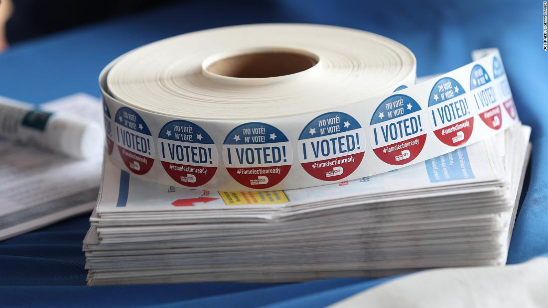 Here's what we know about who's voted so far in key states