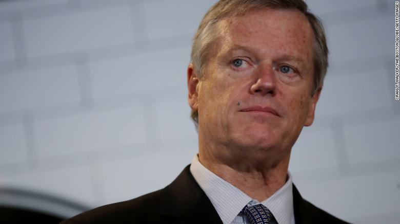 A man was arrested after breaking and entering into Massachusetts Gov. Charlie Baker's house