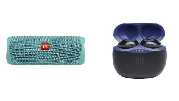 JBL Headphones, Soundbars, and Speakers