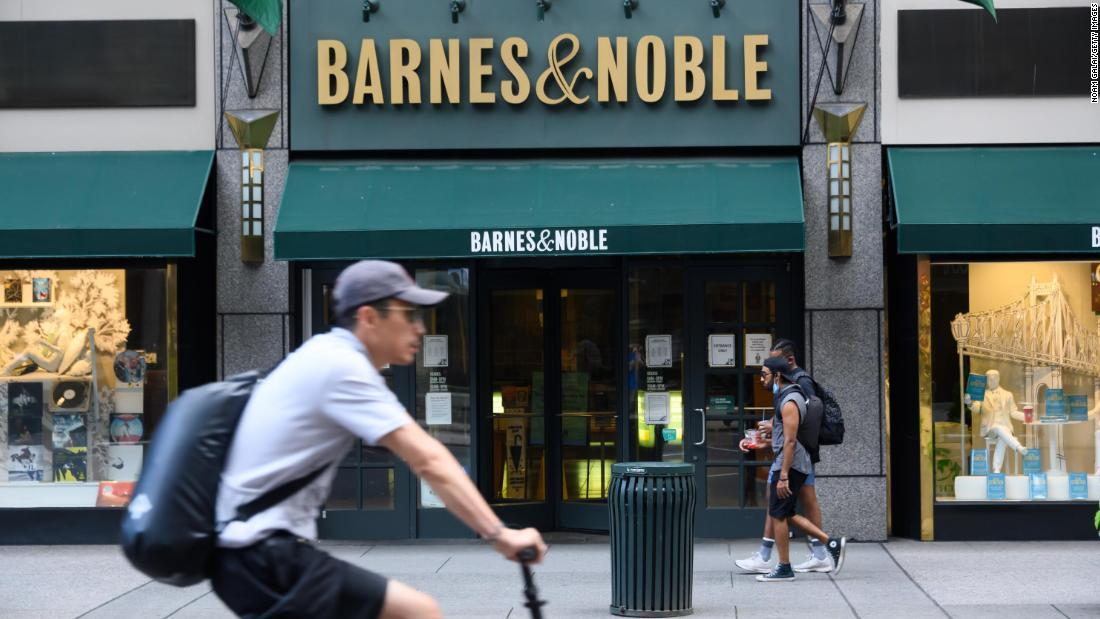 Barnes & Noble cyberattack exposed customers' personal information