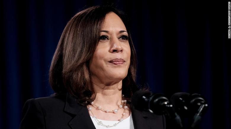 Biden campaign halts Kamala Harris' travel after two people in campaign's orbit test positive for coronavirus