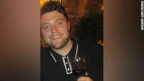 Londoner Jack Duncan, 31, said he believes the lockdown in the city is tighter