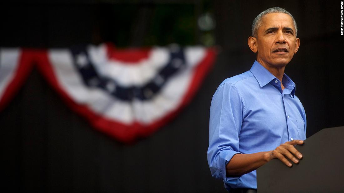Obama tells young voters they can create a 'new normal in America' as he gears up to hit the campaign trail